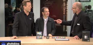 PhotokinaTV interview with X-Rite on Color management solutions.